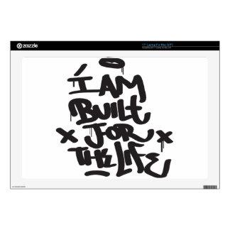 """life graffiti skins for 17"""" laptops"""