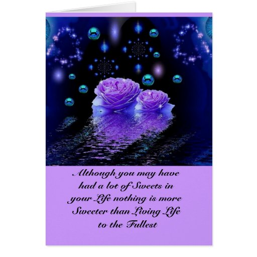 Life Greeting Card
