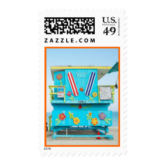 LIFE GUARD STAND   POSTAGE STAMPS