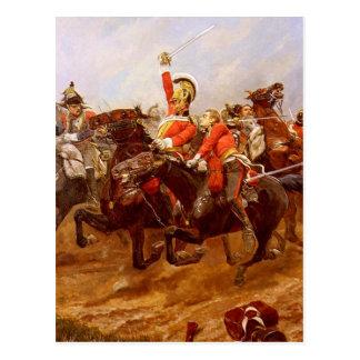 Life Guards at Waterloo Postcard