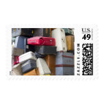 Life has a lot of baggage postage stamp