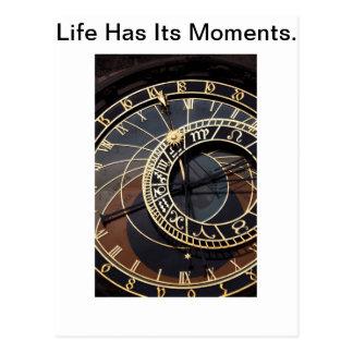 Life Has Its Moments. Postcard