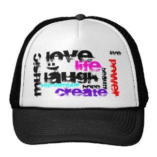 Life Mesh Hats
