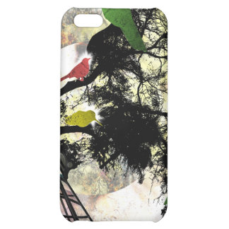 Life in a Cage iPhone 5C Covers