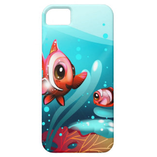 Life in a Fish Bowl iPhone 5 Case