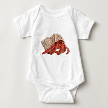 Professional Business Life in a Shell Baby Bodysuit