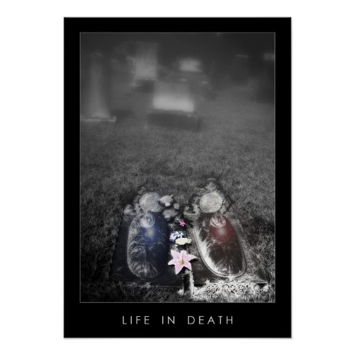 Life In Death Poster