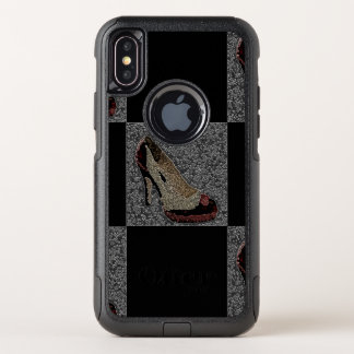 Life in High Heels OtterBox Commuter iPhone X Case