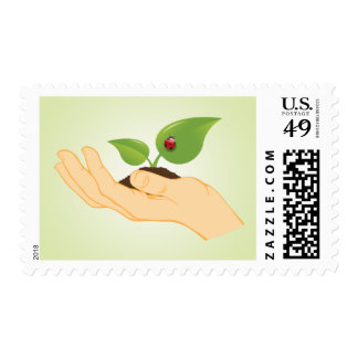 Life in our Hands Stamp