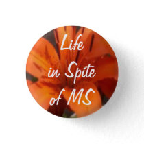 Life in Spite of MS Small Button