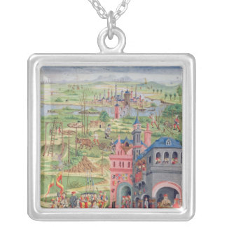 Life in the City and Life in the Country Custom Jewelry