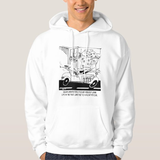 Life In The Fast Lane Hoodie