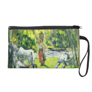 Life in the Fields, c.1875 (oil on canvas) Wristlet