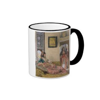 Life in the harem, Cairo Ringer Mug