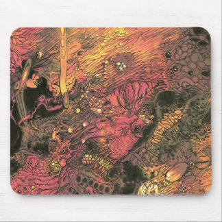 Life in the Lower Levels Mouse Pad
