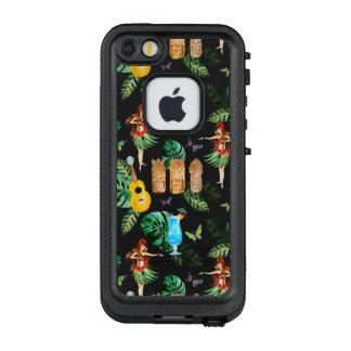 Life in the Tropics Fre iPhone Case