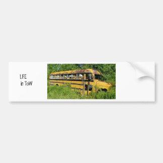 LIFE in ToW Bumper Sticker