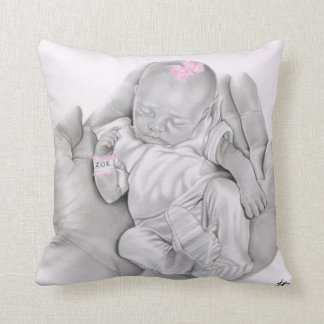 Life in you hands baby MoJo Pillows