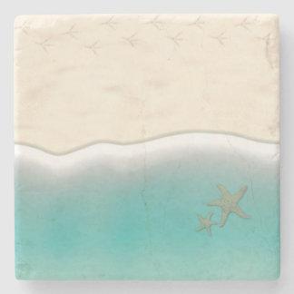 Life is a Beach Stone Coaster