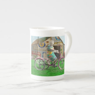 Life Is A Beautiful Ride Tea Cup