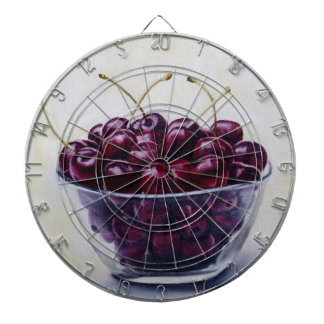 Life is a Bowl of Cherries Dartboard