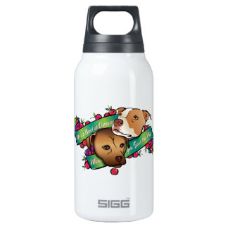 Life is a Bowl of Cherries... Insulated Water Bottle
