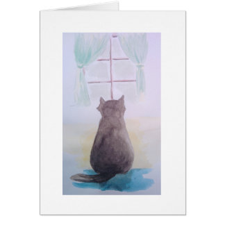 Life is a Cat Card