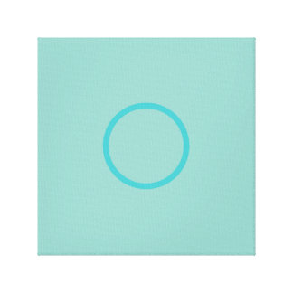 Life is a Circle Gallery Wrap Canvas