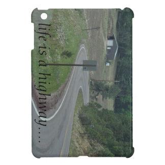 Life is a highway iPad mini case