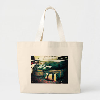 Life Is A Journey Canvas Bag