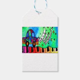Life is a journey not a destination gift tags