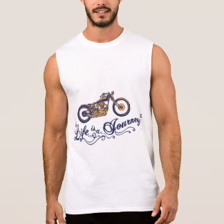 Life is a Journey Sleeveless Shirt