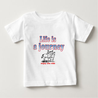 life-is-a-journey-_-(white).png baby T-Shirt