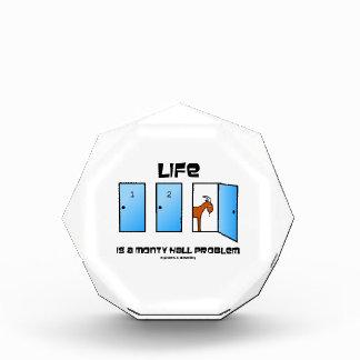 Life Is A Monty Hall Problem Three Doors Goat Awards