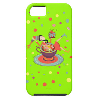 Life is a Party iPhone 5 Covers