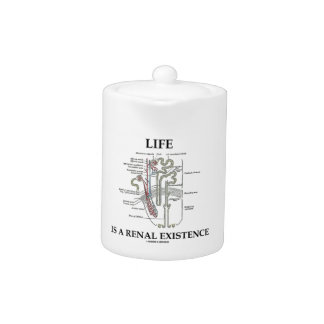 Life Is A Renal Existence (Kidney Nephron)