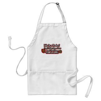 Life is a Rodeo! Apron