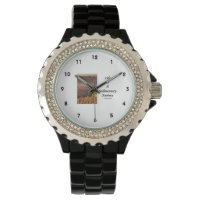 Life Is A Sedimentary Journey (Grand Canyon) Wristwatch