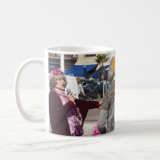 Life is a song & love is the melody. coffee mug