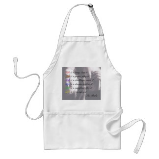 Life Is A Song Standard Apron