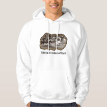 Life Is a Team Effort! Hooded Sweatshirt
