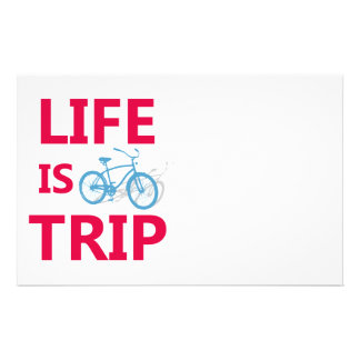 Life is a trip flyer