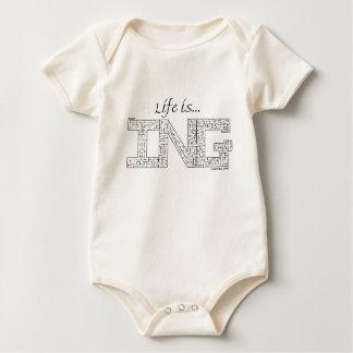 Life is Amazing! Baby Bodysuit