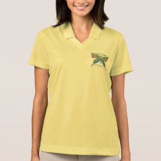 Life is art in motion polo shirt