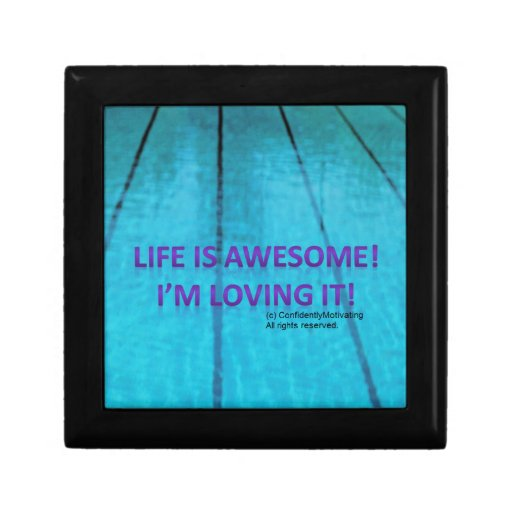 Life is Awesome Gift Boxes