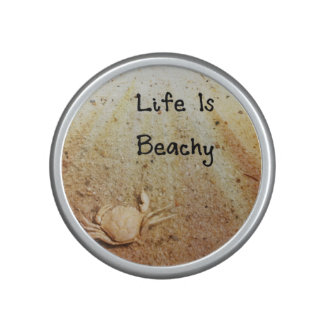 Life Is Beachy Bluetooth Bumpster Speaker