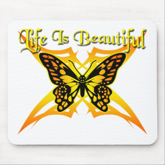 Life Is Beautiful #3 Mouse Pad