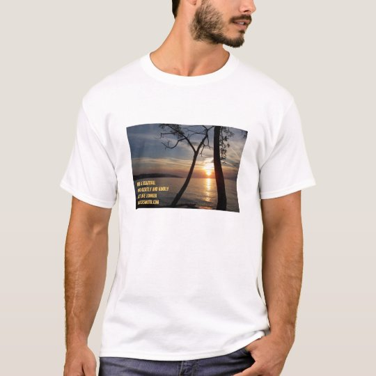 LIFE IS BEAUTIFUL DRIVE ALERTLY.. T-Shirt