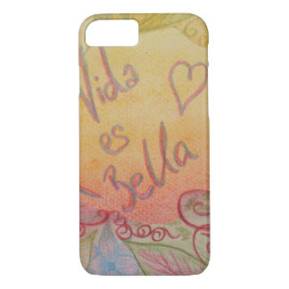 Life is Beautiful iPhone 7 Case