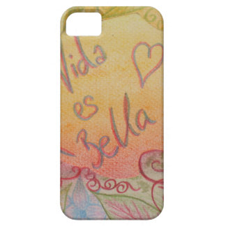 Life is Beautiful iPhone SE/5/5s Case